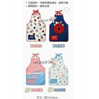 7-11 LE CREUSET X Hello Kitty 限量繽紛圍裙
