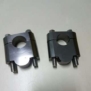 Handlebar Risers FZ16 CB400 NC700