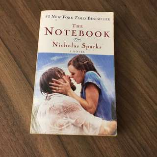 The Notebook - by Nicholas Sparks