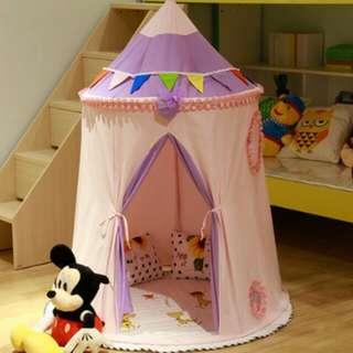 Kids Carousel Tent