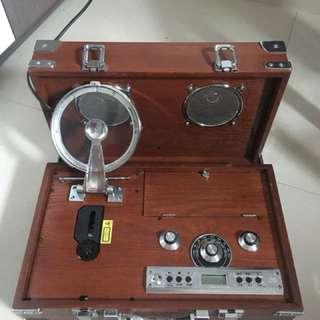 CD機連收音機