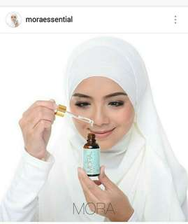 ESSENTIAL MORA Pure Argan Oil