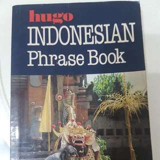 Indonesian Phrase Book