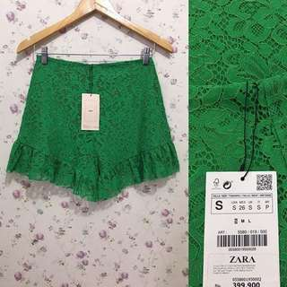 Zara Lace Short