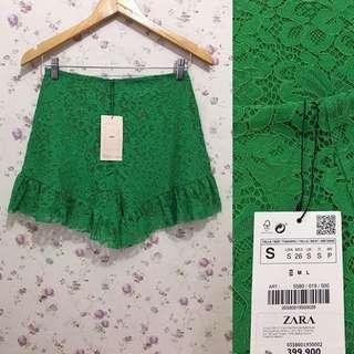 Zara Lace Short