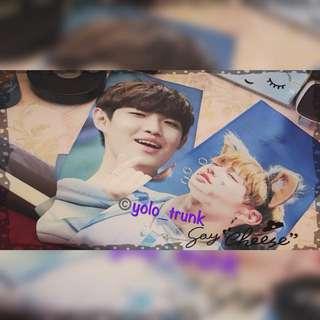 [ Wanna One ] Slogan Jaehwan & Kang Daniel Official Fansite