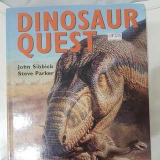 Big Book Of Dinosaur Fact
