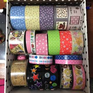Decoration Pattern Tapes