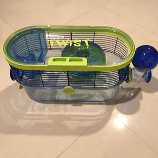 Habitrail hamster cage