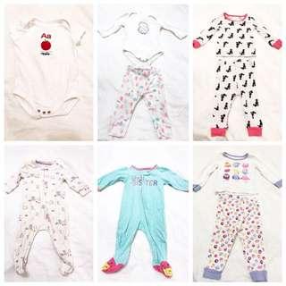 Baby Pajamas, Sleepsuit, Baby Rompers