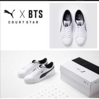 [PO 1] BTS X PUMA Court Star