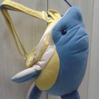 Baby shark bag
