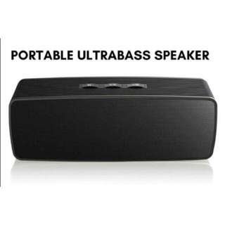 Portable Bluetooth Speakers (Dual Speakers with Ultra Bass)