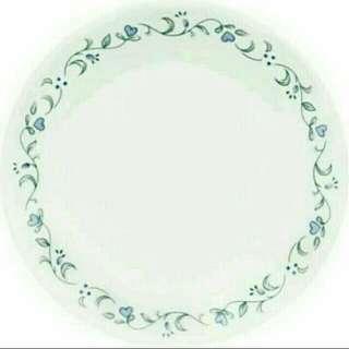 14 pc Corelle plate