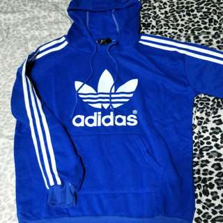 Adidas inspired Hoodie jacket new