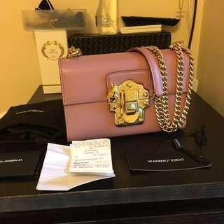 Dolce & Gabbana Lucia Small Chain Bag