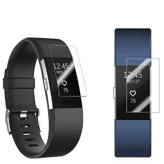 Fitbit Charge 2 Screen Protector Premium Quality HD Clear 1 Piece