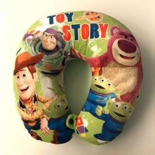 Toy story 頸枕