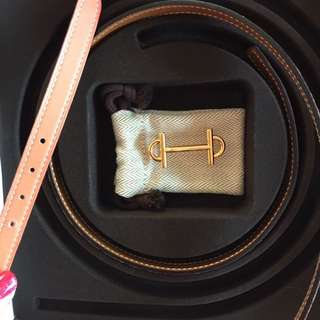 Hermes belt (new)