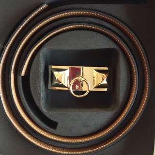Hermes belt (new)