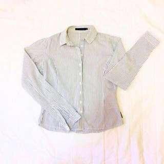 Calvin Klein Jeans 長袖條紋上衣  #冬季衣櫃出清