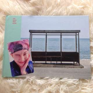 [WTS] BTS YNWA You Never Walk Alone with RM -PC (Mint Green Ver)