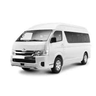 Toyota Hi- ACE/ NISSAN URVAN
