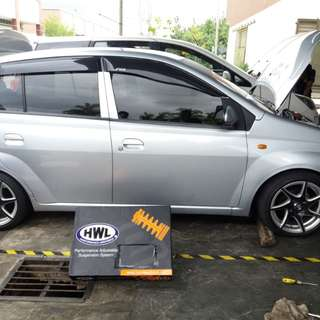 HWL Adjustable Viva Myvi