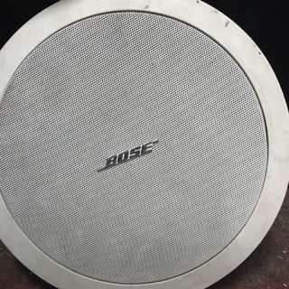 Original Bose Speaker with free amplifier and 5 in 1 Pioneer Surround Speaker System