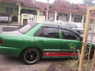 Wira auto 13cc thn 1996