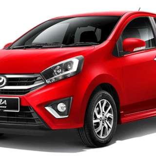 INSTANT GST REBATE❗NEW Perodua Axia 1.0