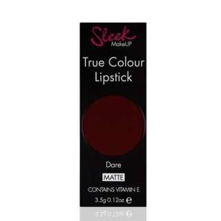 Sleek MakeUP True Color Matte Lipstick - Dare