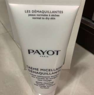 PAYOT gentle cleansing micelles cream with mango extracts