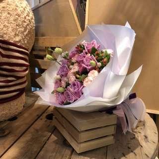 Handmade big bouquet
