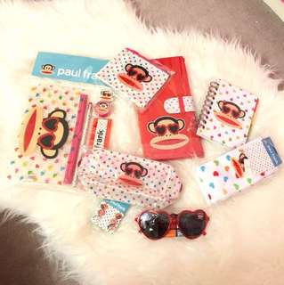 Paul Frank Collectable Stationary