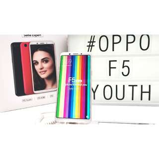 Kredit Oppo F5 Youth Tanpa Kartu Kredit