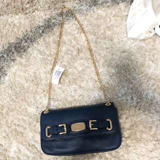 Brand new Michael Kors Hamilton Shoulder Flap