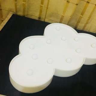 lampu tidur awan (SALE)