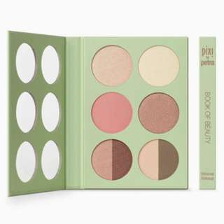 PIXI BY PETRA Book of Beauty: Minimal Makeup