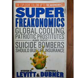 SuperFreakonomics: