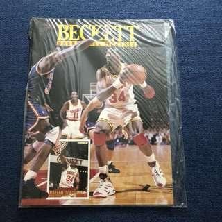 Beckett Basketball Monthly - October 1994 issue