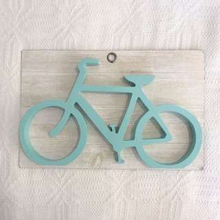 TYPO Bicycle Gallery Wall Decor