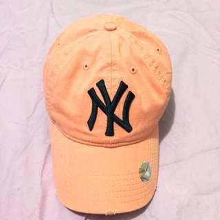 🚚 NY洋基粉紅老帽