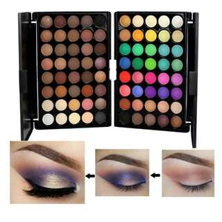 🌷🌷 Instock Eyeshadow Palette 40 colours