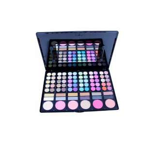 Eye shadow 78 color Eyeshadow palette Shimmer/Matte Eyeshadows Eye Makeup from Makeup Artist Recommendation