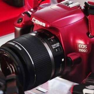 Canon EOS 1100D RED SE