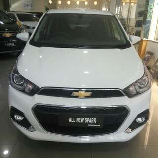 chevrolet all new spark