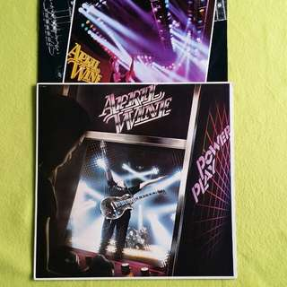 APRIL WINE. power play. Vinyl record