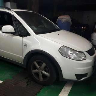 Suzuki sx4 1.6A  (08)