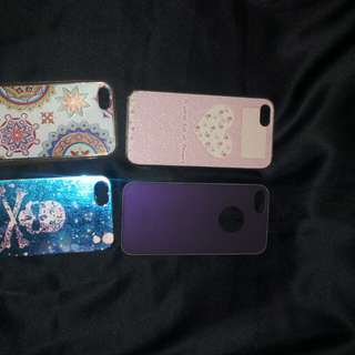 Case iPhone 5 second